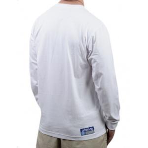 Longsleeve Logotyp 250 A / biały