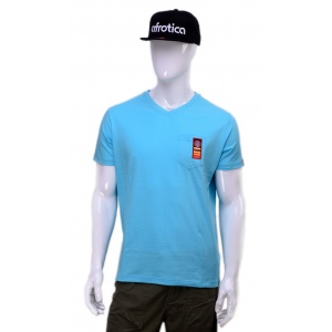 T-SHIRT V-NECK POCKET 361 D