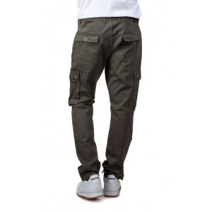 Spodnie bojówki CARGO 381 E