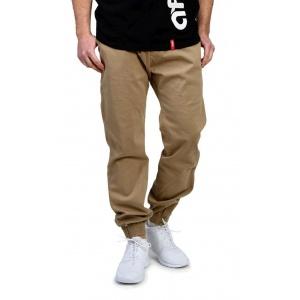 Spodnie Jogger GOMEZ 365 A beżowe