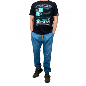 Spodnie Jogger SPOX 400 E jeans