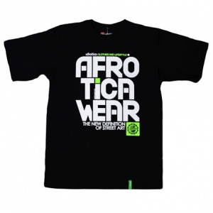 T-shirt AFROTICA WEAR 244 E