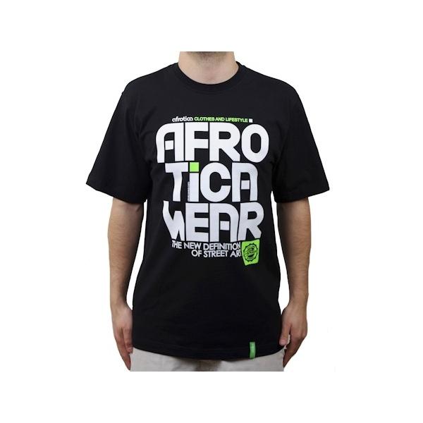 T-shirt AFROTICA WEAR 244 E