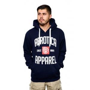 AFROTICA bluza kangurka APPAREL 318 C / granatowa