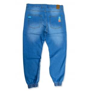 Spodnie Jeans Jogger AZURE 442 B